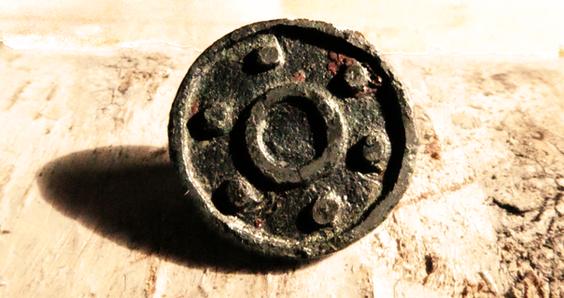 2nd Century AD Roman Brooch
