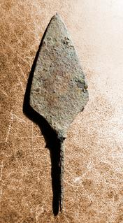 Medieval Spearhead