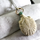 Thumbnail: ANCIENT EGYPTIAN AMULET ON SILVER CHAIN