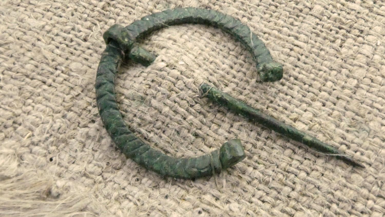 Romano-British Penannular Brooch