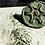 Thumbnail: ENAMELLED ROMAN DISC BROOCH