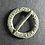 Thumbnail: DELICATE MEDIEVAL RING BROOCH