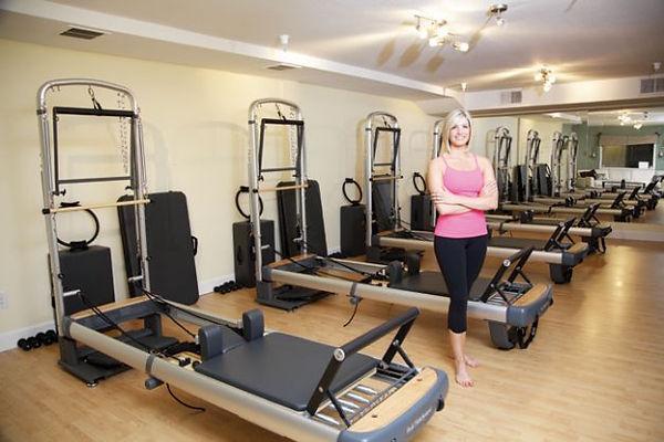 White House Pilates Caroline Londergan