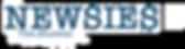 Newsies White Logo.png