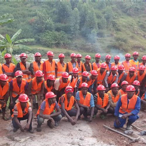 Kavumu - Construction crew