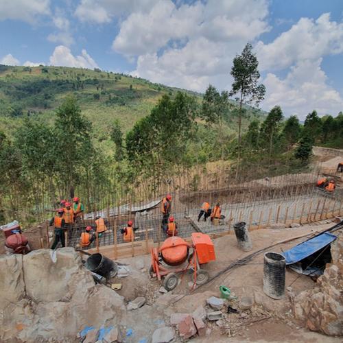 Kavumu - Construction site