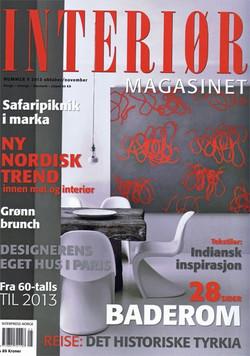 Interiør Magasinet nr.05 2013