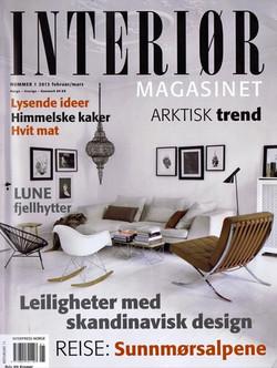 Interiør Magasinet nr.01 2013