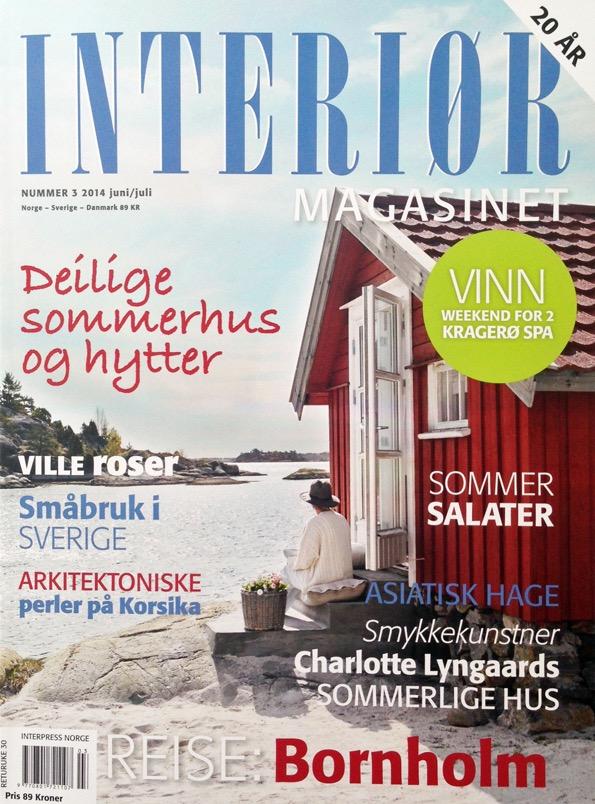 Interiør Magasinet nr.03 2014