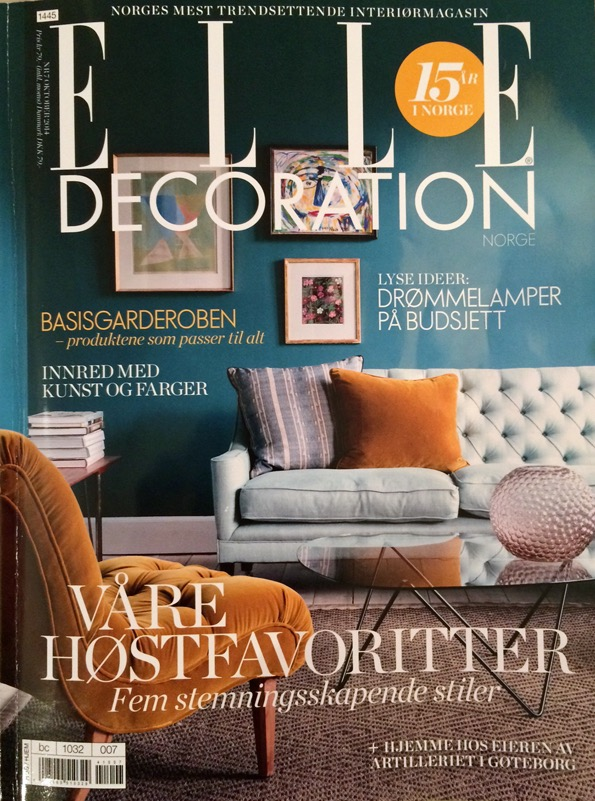 ELLE Decoration nr.07 2014