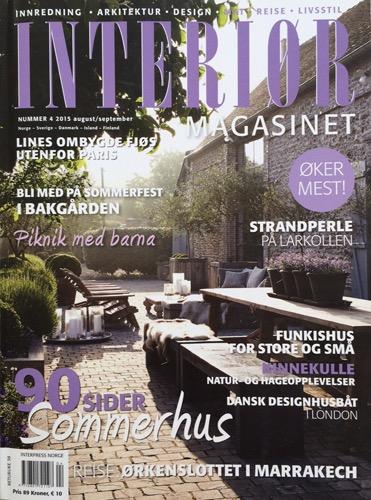 Interiør Magasinet nr.04 2015