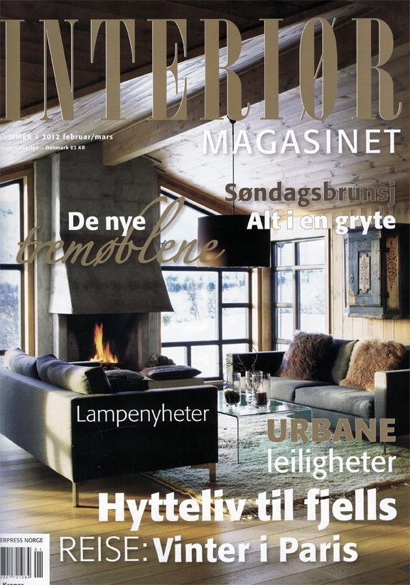 Interiør Magasinet nr.01 2012