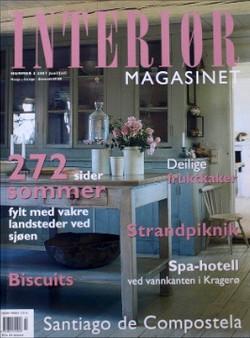 Interiør Magasinet nr.03 2007