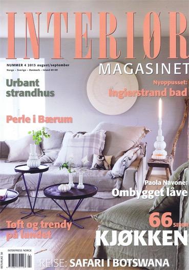Interiør Magasinet nr.04 2013