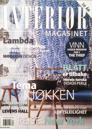 Interiør Magasinet nr.04 2014