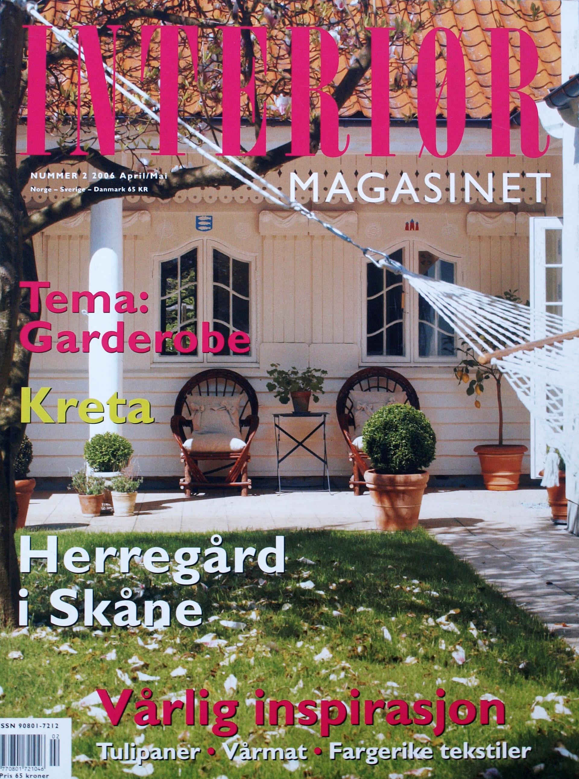 Interiør Magasinet nr.02 2006