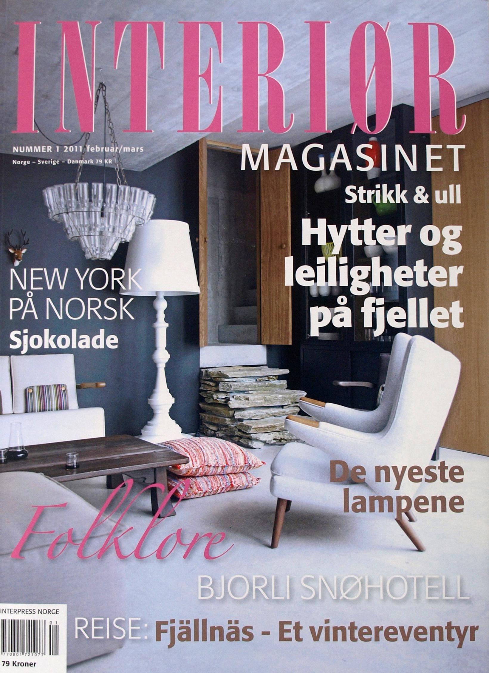 Interiør Magasinet nr.01 2011