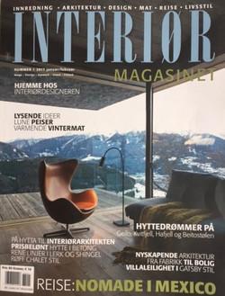 Interiør Magasinet nr.01 2017