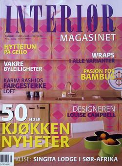 Interiør Magasinet nr.05 2009