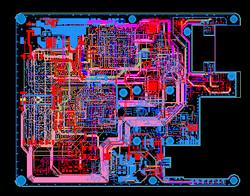 GTRAN: 400GHZ RECEIVER PCB