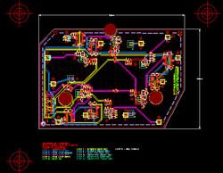 SUPERCONDUCTOR: RF RECIEVER PCB