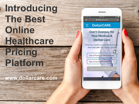 Arizona-based healthcare technology startup, has announced the introduction of DollarCARE Platform