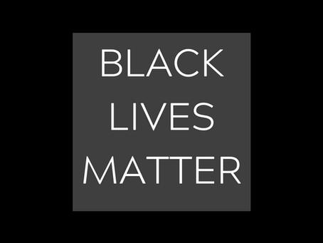 Statement On Black Lives Matter