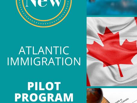 Atlantic Pilot Programs