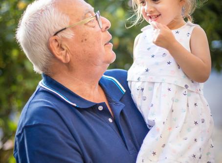The 2020 Parent and Grandparent Sponsorship Program will Reopen October 13