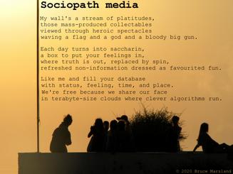 Sociopath media