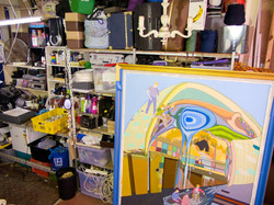 Silo Art Studio Summer Hill 2011/23