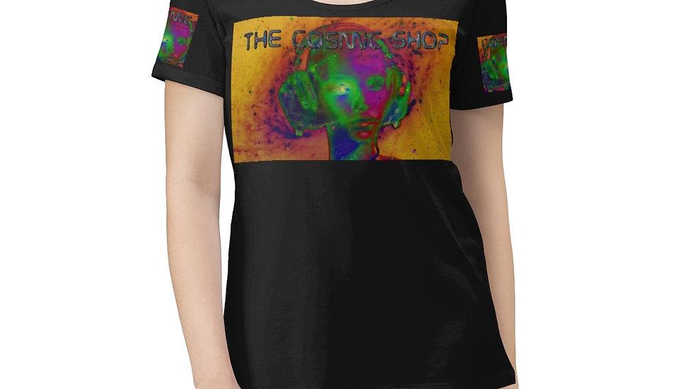 The Cosmic Shop Women's Scoop Neck T-shirt