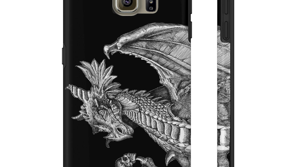 Dragon Case Mate Tough Phone Cases