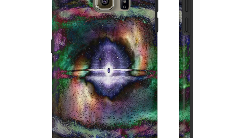 """""""Of Eternal Space"""" Case Mate Tough Phone Cases"""