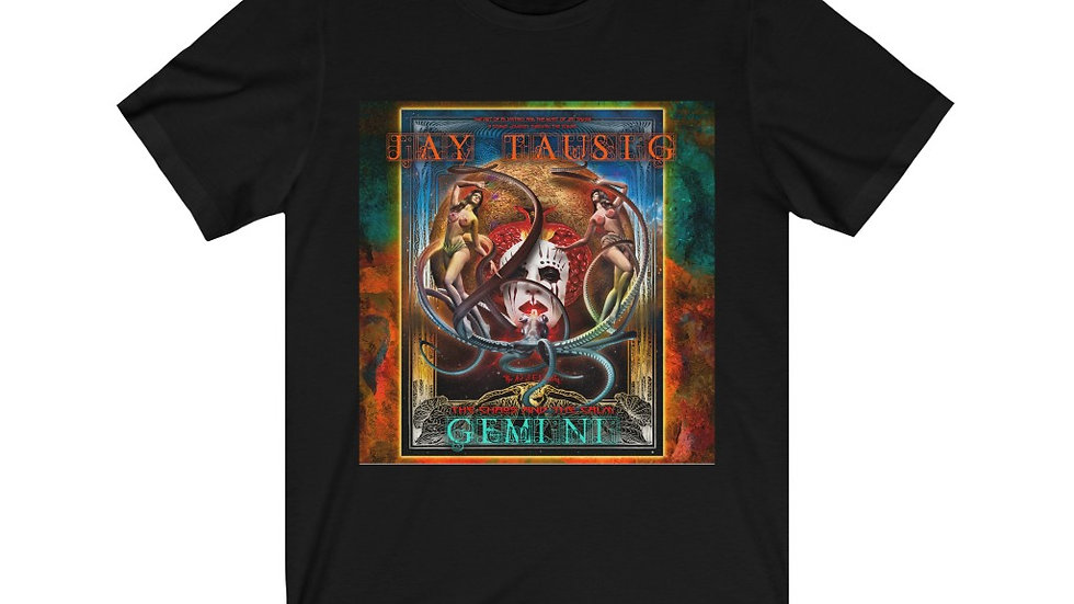 "Jay Tausig ""Trip Around The Sun"" Gemini Shirt"