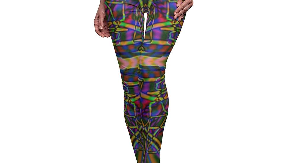 Psychedelic Women's Casual Leggings