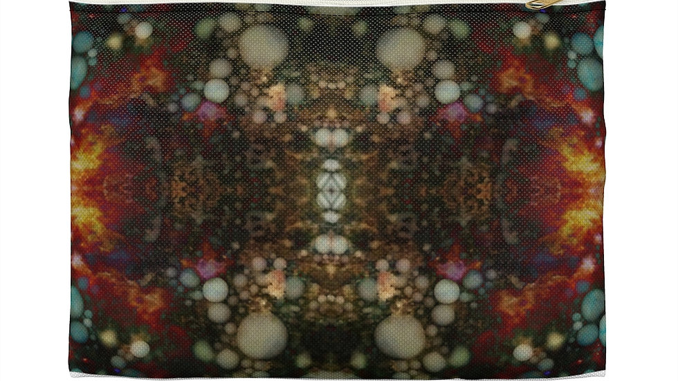 Psychedelic Art - Accessory Pouch
