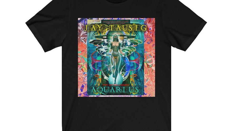 "Jay Tausig ""The Trip Around The Sun"" Aquarius Shirt"