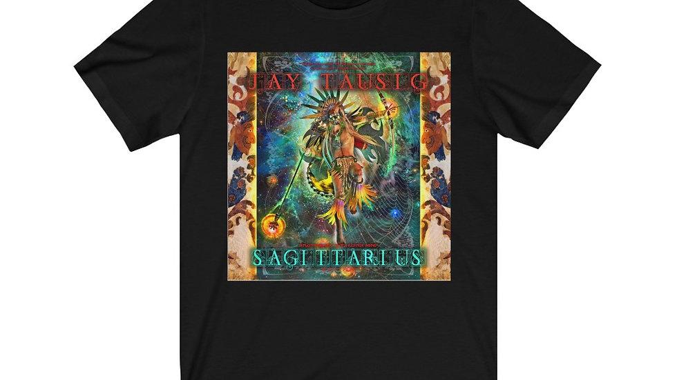 "Jay Tausig ""The Trip Around The Sun"" Saggitarius Shirt"