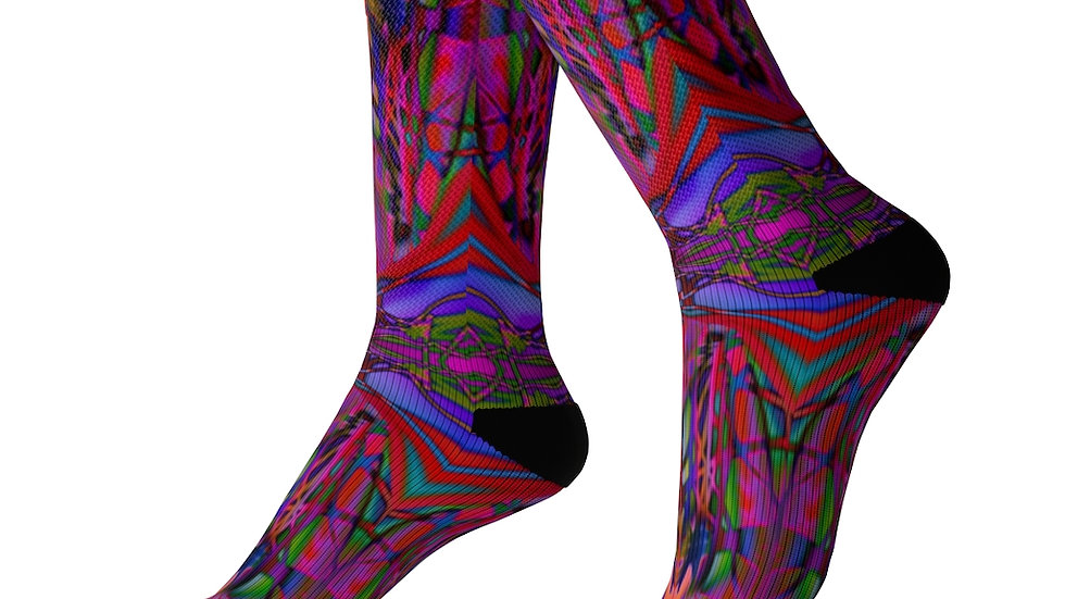 Cosmic Shop Sublimation Socks