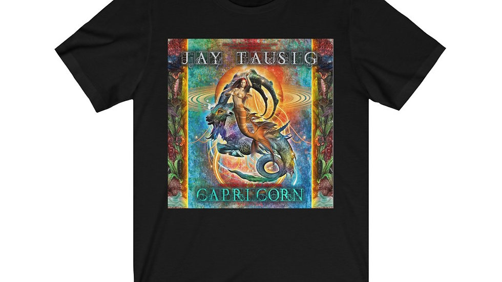 "Jay Tausig ""Trip Around The Sun"" Capricorn Shirt"