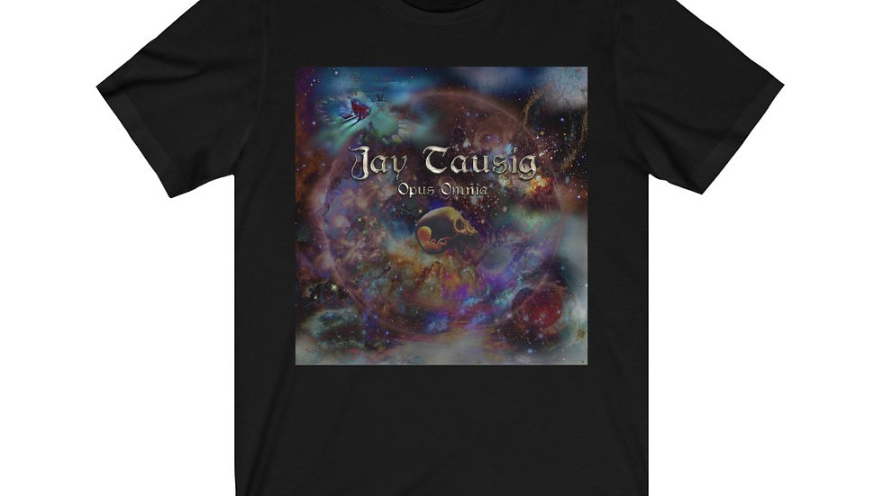 """Jay Tausig """"Opus Omnia"""" T Shirt"""