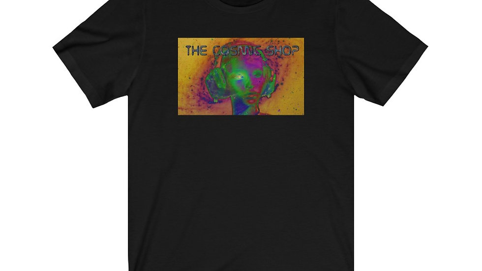 Cosmic Shop - Unisex Jersey Short Sleeve Tee
