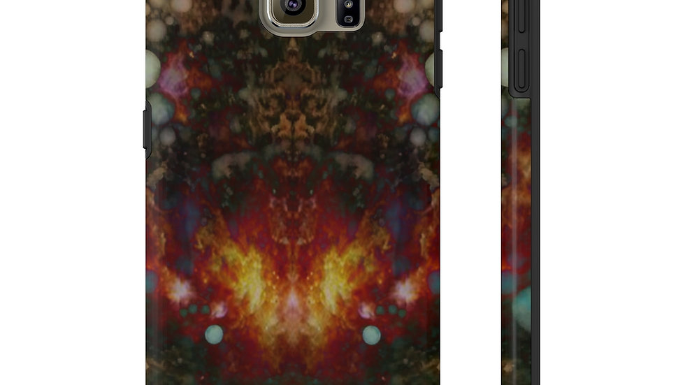 Psychedelic Case Mate Tough Phone Cases