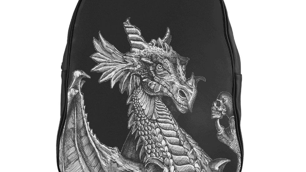 Dragon & Skull Backpack