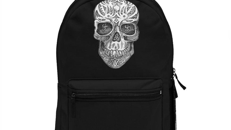 Skull Backpack (Made in USA)
