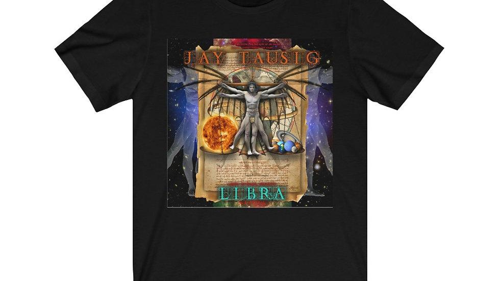 "Jay Tausig ""The Trip Around The Sun"" Libra Shirt"