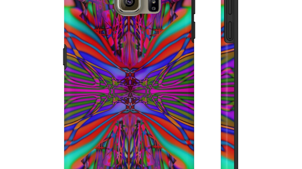 Psychedelic Tough Phone Cases