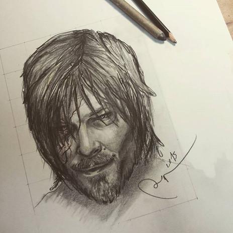 Sketching today_Rossana Bonetto tattooer