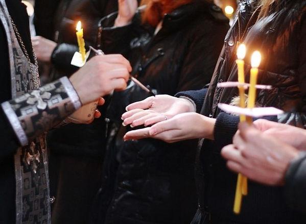 соборование елеосвящение храм зосимы и савватия села кунгурка
